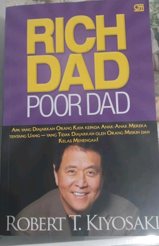 Review Buku Rich Dad Poor Dad Seminovel Tentang Mental Kaya Vs Mental Miskin Welcome To Lukilin Com